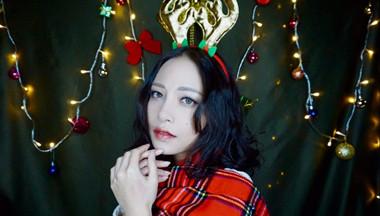 2017圣诞节美甲图片大全集