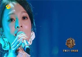 张韶涵歌手眼影是什么牌子