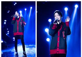 张韶涵歌手外套红色服装品牌介绍