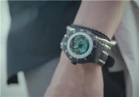 一路繁花相送钟汉良手表是什么牌子