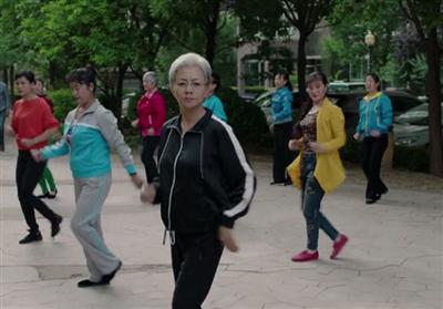美好生活广场舞歌曲是什么